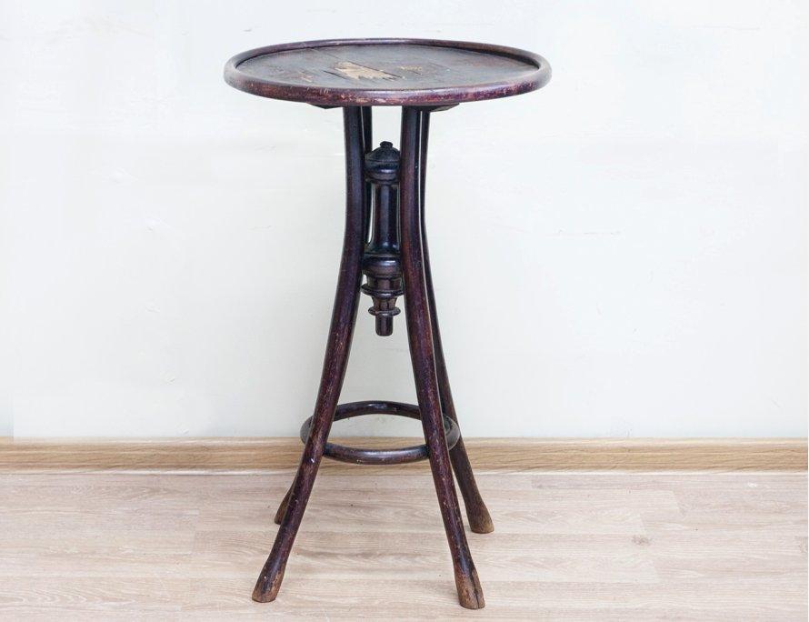 Контора К - Старинный венский подносный столик, артикул СТ-11832