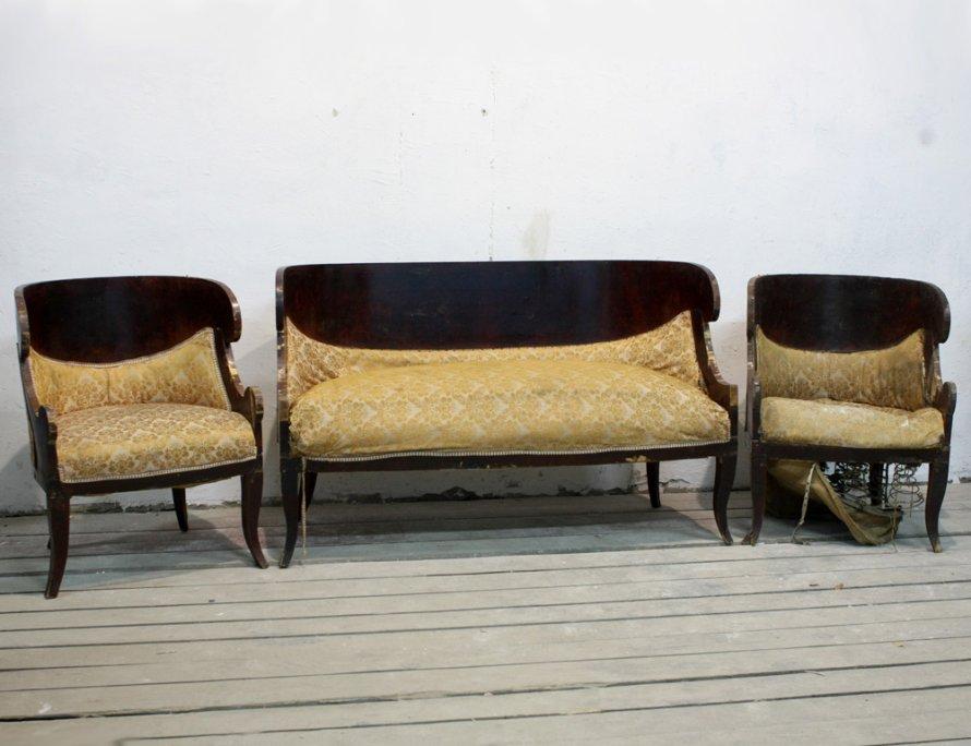 Диван и два кресла Москва с доставкой
