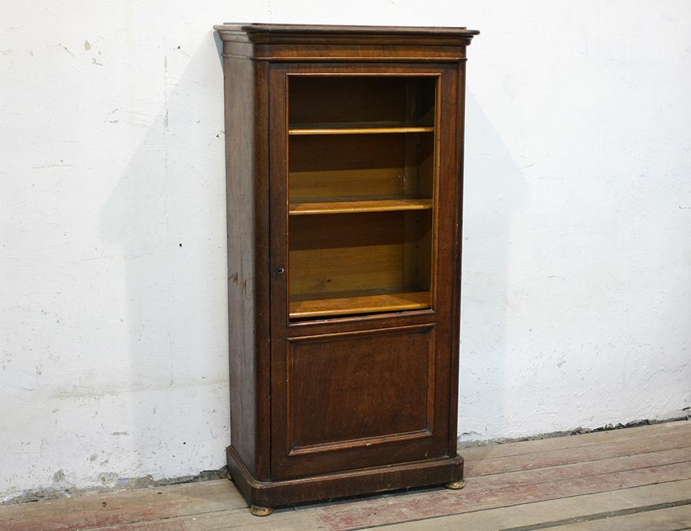 Контора к - небольшой книжный шкаф, орех, артикул кш-1502.